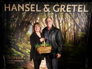Robert attended Hansel and Gretel on Feb 11th 2020 via VetTix