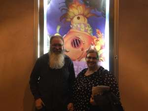Edward attended Hansel and Gretel on Feb 11th 2020 via VetTix