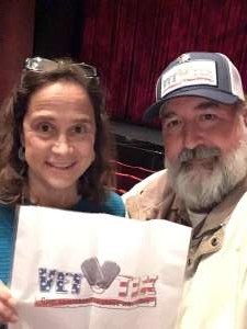 Thomas attended Hansel and Gretel on Feb 11th 2020 via VetTix