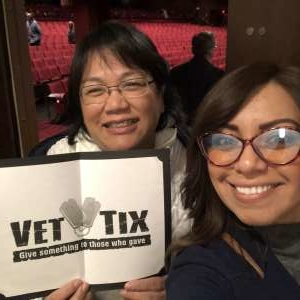 Mary Grace attended Hansel and Gretel on Feb 11th 2020 via VetTix