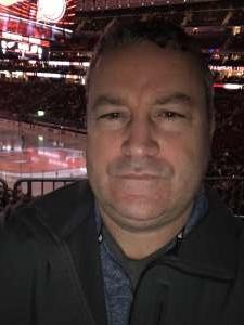 Steven attended New Jersey Devils vs. Detroit Red Wings - NHL on Feb 13th 2020 via VetTix