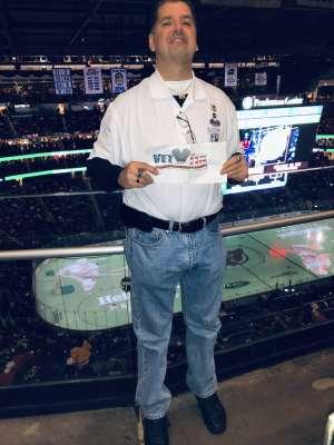 Brian attended New Jersey Devils vs. Detroit Red Wings - NHL on Feb 13th 2020 via VetTix