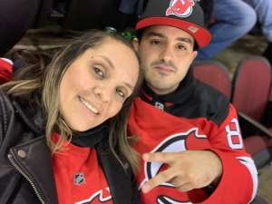 Carlos attended New Jersey Devils vs. Detroit Red Wings - NHL on Feb 13th 2020 via VetTix