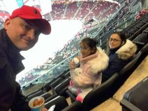 Edgar attended New Jersey Devils vs. Detroit Red Wings - NHL on Feb 13th 2020 via VetTix