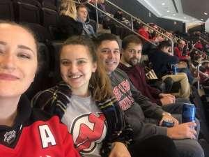 john attended New Jersey Devils vs. Detroit Red Wings - NHL on Feb 13th 2020 via VetTix