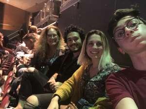 Susan attended TobyMac Hits Deep Tour on Feb 7th 2020 via VetTix