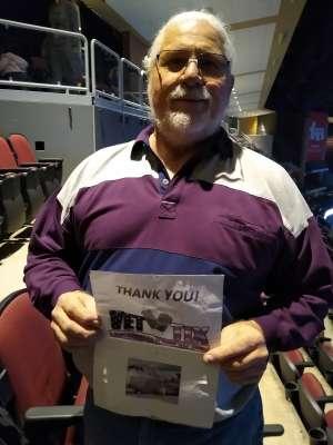 Dave attended TobyMac Hits Deep Tour on Feb 7th 2020 via VetTix