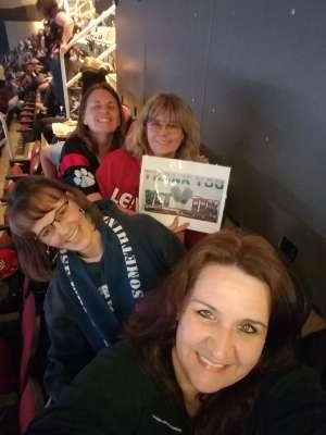 Valorie attended TobyMac Hits Deep Tour on Feb 7th 2020 via VetTix