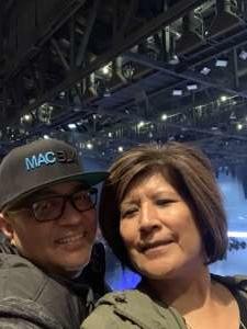 Pamela attended TobyMac Hits Deep Tour on Feb 7th 2020 via VetTix