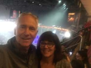 Michael attended TobyMac Hits Deep Tour on Feb 7th 2020 via VetTix