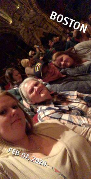 Edward attended Little Big Town - Nightfall on Feb 7th 2020 via VetTix