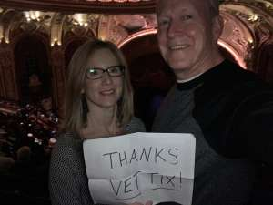 Mark attended Little Big Town - Nightfall on Feb 7th 2020 via VetTix