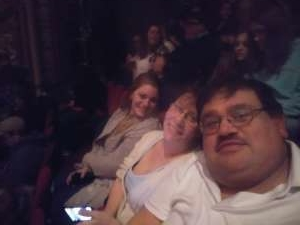 Antonio attended Little Big Town - Nightfall on Feb 7th 2020 via VetTix