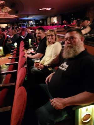 Robert attended Little Big Town - Nightfall on Feb 7th 2020 via VetTix