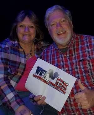 Mike attended Rodney Atkins on Feb 7th 2020 via VetTix