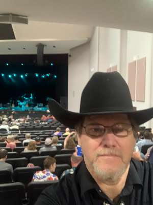 Gene attended Tracy Byrd on Feb 13th 2020 via VetTix