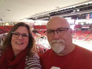 Darrell attended Oklahoma Sooners vs. West Virginia Mountaineers - NCAA Men's Basketball on Feb 8th 2020 via VetTix