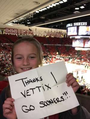Click To Read More Feedback from Oklahoma Sooners vs. West Virginia Mountaineers - NCAA Men's Basketball