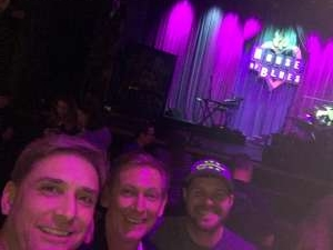 Allan Alexander attended Queen Legacy - a Tribute to Queen on Mar 12th 2020 via VetTix