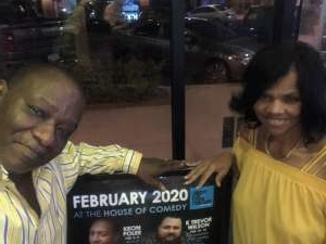 Ronald  attended Rick Bronsons House of Comedy on Feb 27th 2020 via VetTix