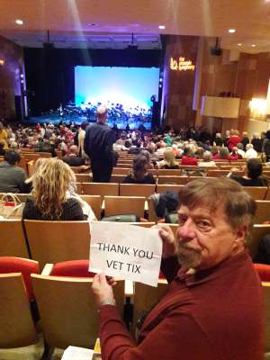 Neil attended The Music of Abba with Rajaton on Feb 7th 2020 via VetTix