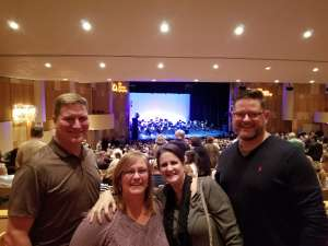 Douglas attended The Music of Abba with Rajaton on Feb 7th 2020 via VetTix