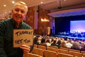Michael attended The Music of Abba with Rajaton on Feb 7th 2020 via VetTix