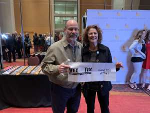Mark attended The Music of Abba with Rajaton on Feb 7th 2020 via VetTix