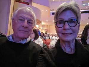 Kenneth attended The Music of Abba with Rajaton on Feb 7th 2020 via VetTix