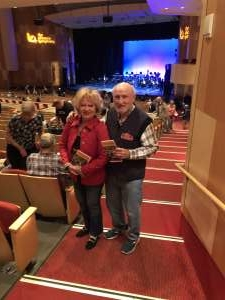 Alan attended The Music of Abba with Rajaton on Feb 7th 2020 via VetTix