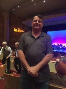 Jeffery attended The Music of Abba with Rajaton on Feb 7th 2020 via VetTix