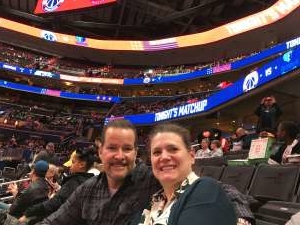 Scott attended Washington Wizards vs. Memphis Grizzlies - NBA on Feb 9th 2020 via VetTix