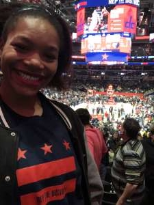 TayLore attended Washington Wizards vs. Memphis Grizzlies - NBA on Feb 9th 2020 via VetTix
