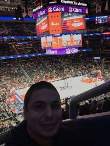 David attended Washington Wizards vs. Memphis Grizzlies - NBA on Feb 9th 2020 via VetTix