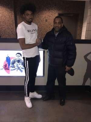 Charles  attended Washington Wizards vs. Memphis Grizzlies - NBA on Feb 9th 2020 via VetTix
