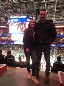 Uziel attended Washington Wizards vs. Memphis Grizzlies - NBA on Feb 9th 2020 via VetTix