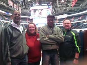 John attended Washington Wizards vs. Memphis Grizzlies - NBA on Feb 9th 2020 via VetTix