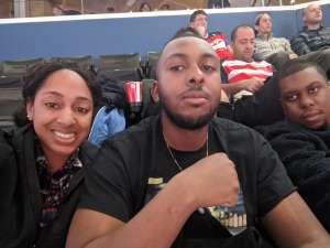 LS3 Booker attended Washington Wizards vs. Memphis Grizzlies - NBA on Feb 9th 2020 via VetTix