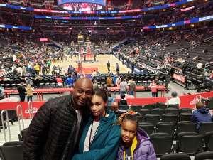 ERIC attended Washington Wizards vs. Memphis Grizzlies - NBA on Feb 9th 2020 via VetTix