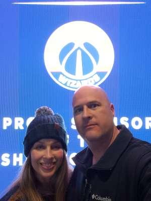 Jeremy attended Washington Wizards vs. Chicago Bulls - NBA on Feb 11th 2020 via VetTix