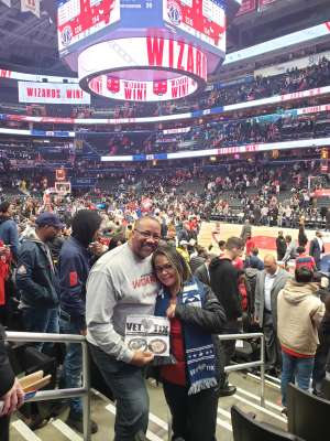 Click To Read More Feedback from Washington Wizards vs. Chicago Bulls - NBA