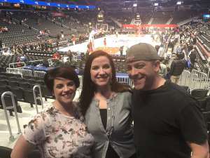 Tamara attended Washington Wizards vs. Chicago Bulls - NBA on Feb 11th 2020 via VetTix