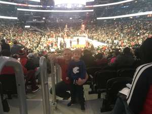 Adam attended Washington Wizards vs. Chicago Bulls - NBA on Feb 11th 2020 via VetTix