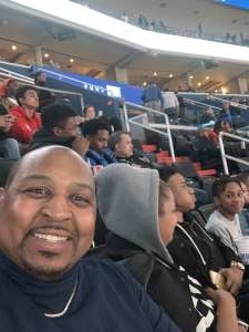 Travis attended Washington Wizards vs. Chicago Bulls - NBA on Feb 11th 2020 via VetTix