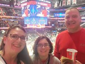 mike attended Washington Wizards vs. Chicago Bulls - NBA on Feb 11th 2020 via VetTix