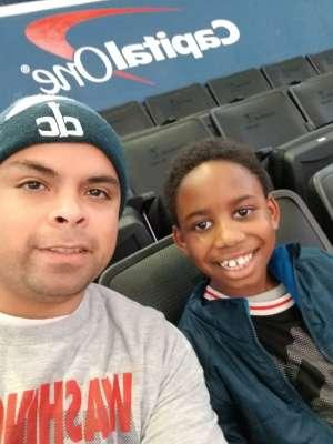 carlos attended Washington Wizards vs. Chicago Bulls - NBA on Feb 11th 2020 via VetTix