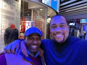 Damien attended Washington Wizards vs. Chicago Bulls - NBA on Feb 11th 2020 via VetTix