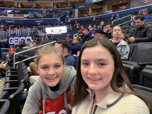 Scott attended Washington Wizards vs. Chicago Bulls - NBA on Feb 11th 2020 via VetTix