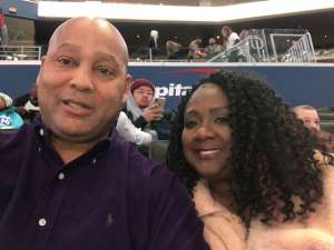 Tony W. attended Washington Wizards vs. Cleveland Cavaliers - NBA on Feb 21st 2020 via VetTix