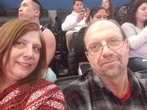 Joseph attended Washington Wizards vs. Cleveland Cavaliers - NBA on Feb 21st 2020 via VetTix